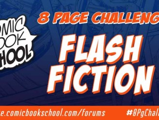 Flash Fiction Web Header
