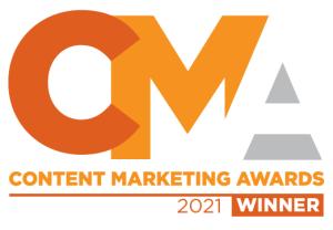 Content Marketing Award Badge