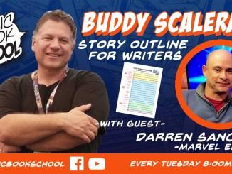 CBS:Live Header Darren Sanchez Story Outlines