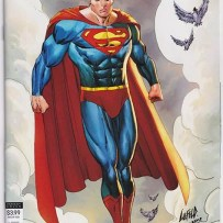 Superman Vol 5 #8 Rob Liefeld Variant
