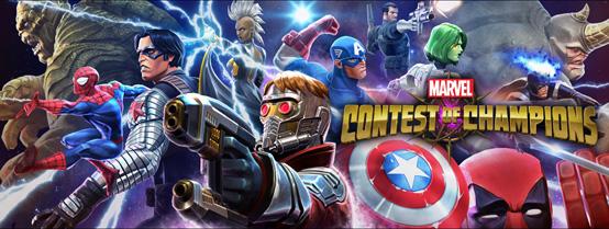 Marvel App video game
