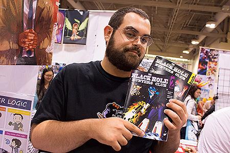 Black Hole Hunters Club creator