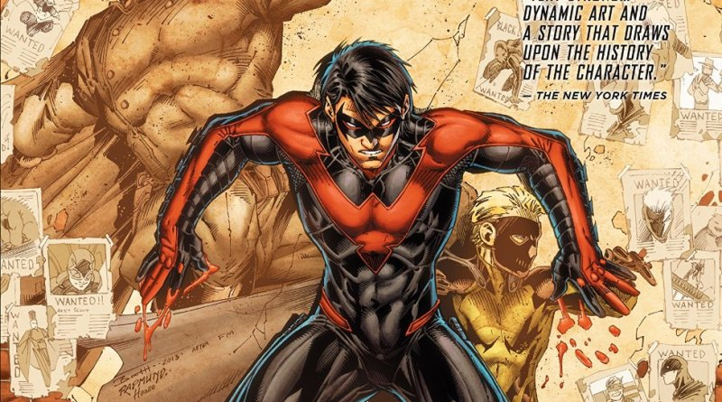 Review: Nightwing Vol. 4- Second City