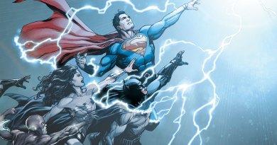 Review: DC Universe: Rebirth