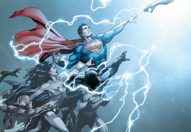 Review: DC Universe: Rebirth