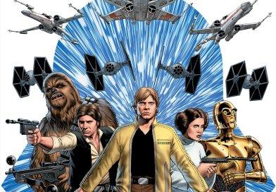 Review: Star Wars Vol. 1- Skywalker Strikes