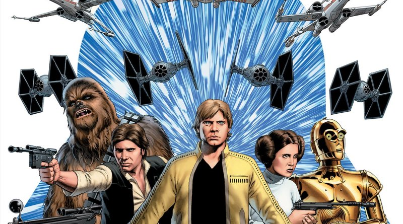 Review: Star Wars Vol. 1- Skywalker Strikes