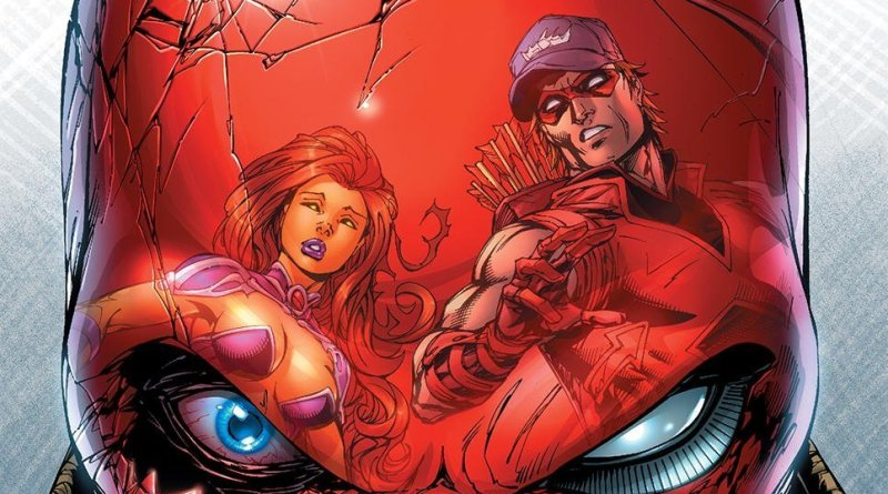 Review: Red Hood and the Outlaws Vol. 3- Death of the Family