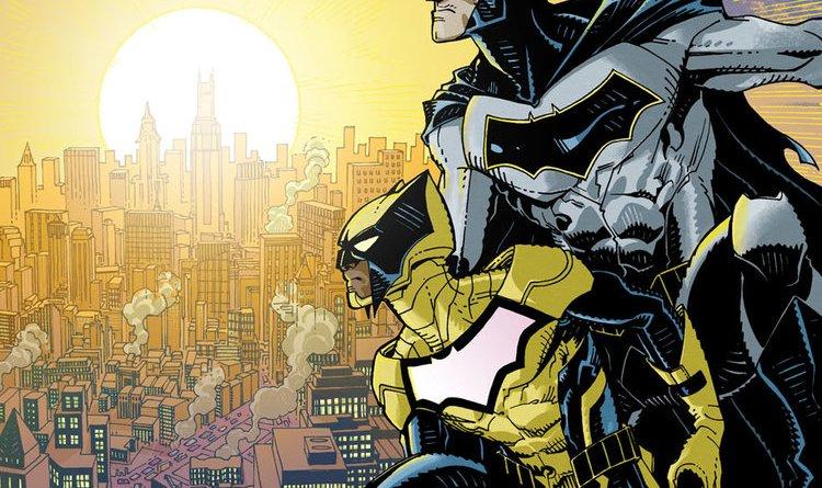 Une nouvelle aventure? Batman-signal