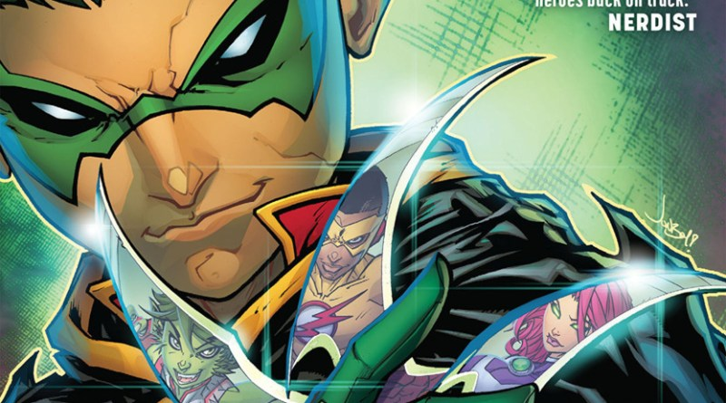 Review: Teen Titans Vol. 1- Damian Knows Best