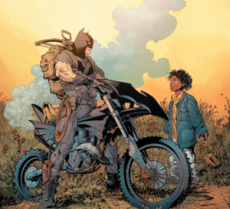 Who is Duke Thomas? A Brief History of The Signal - ComicBookWire