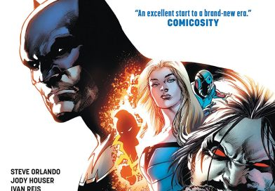 Review: Justice League of America- Road to Rebirth