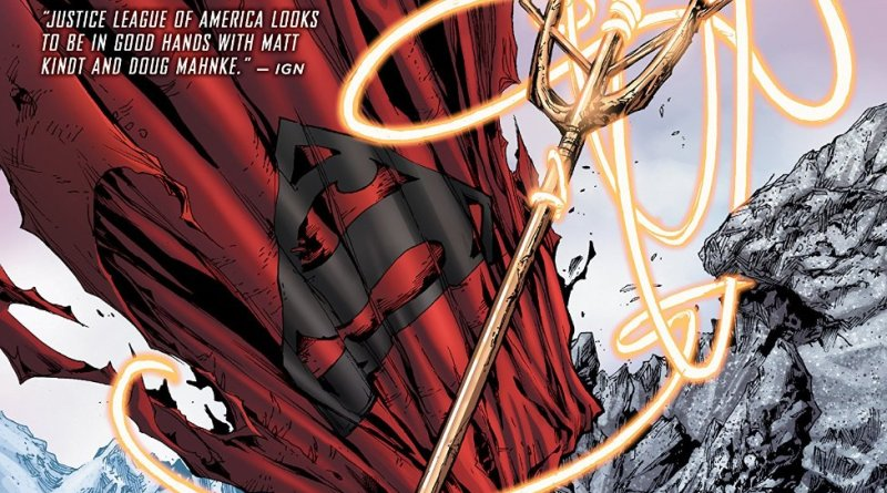 Review: Justice League of America- Survivors of Evil