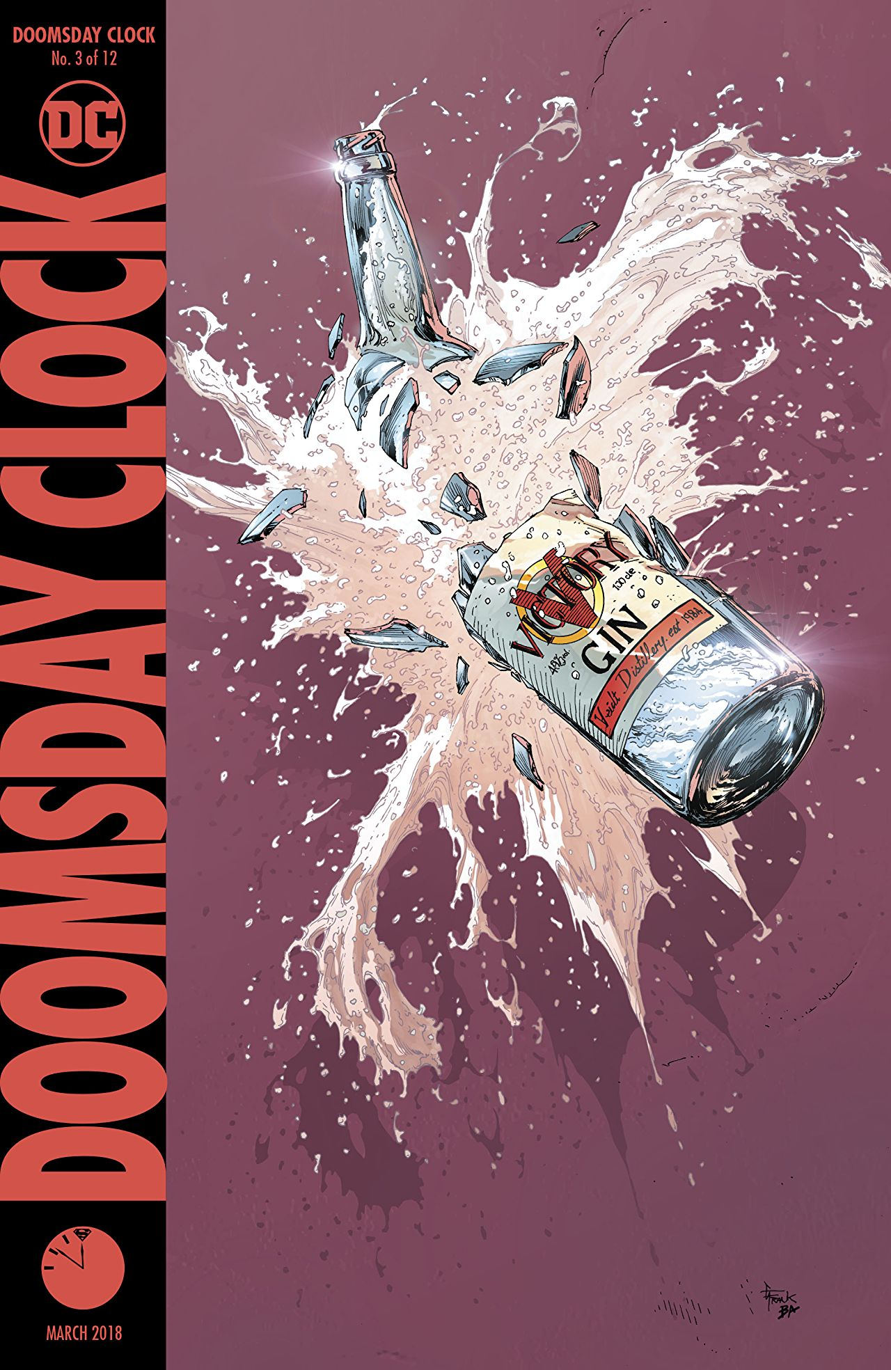 Review Doomsday Clock 3 Comicbookwire