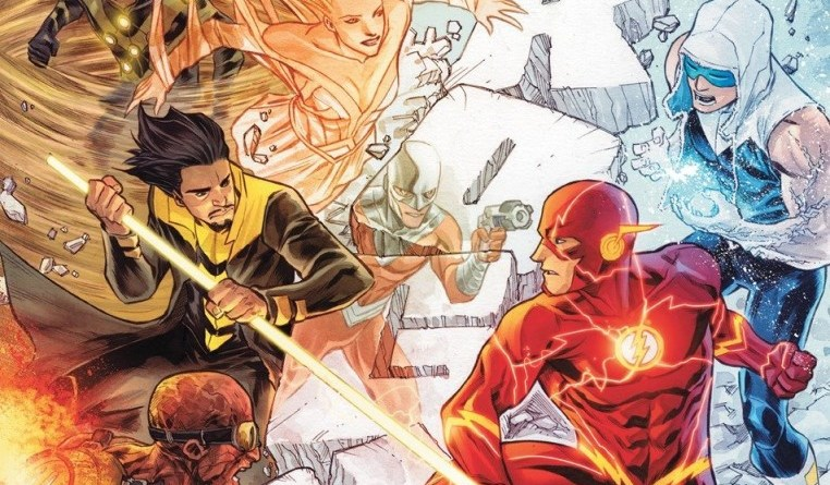 Review: The Flash Vol. 2- Rogues Revolution