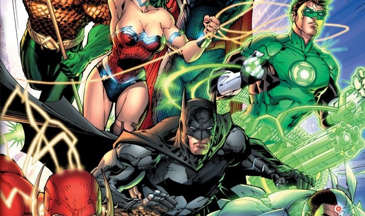 From The Comics The Origin Of The Justice League New 52 Edition Comicbookwire