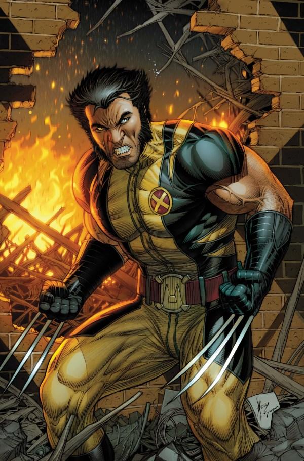Wolverine Art Marvel Comics