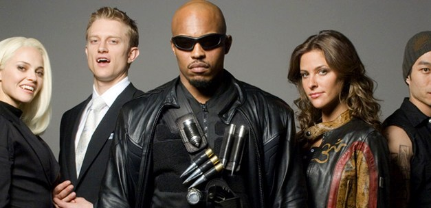 LOOKING BACK : Blade, the Series