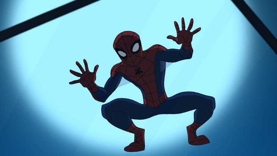 Black Cat & Chameleon in Spectacular Spider-Man – Comic Box