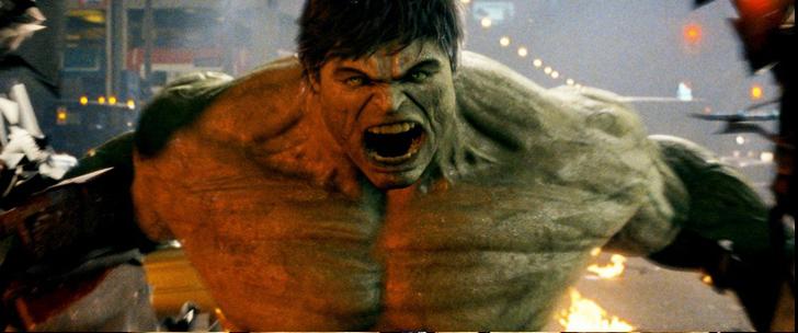 Review : L'Incroyable Hulk