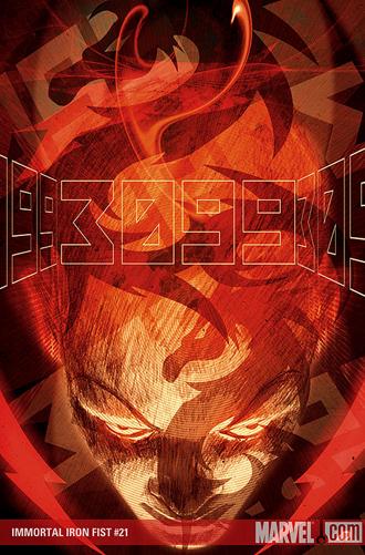 Immortal Iron Fist #21