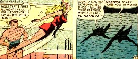 Aquaria Nautica Neptunia devient... Namora