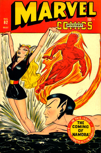 Marvel Mystery Comics #82 (Mai 1947)