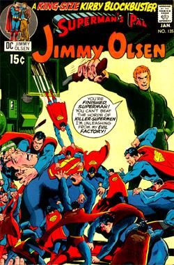 Superman's Pal #135 (Jan. 1971)