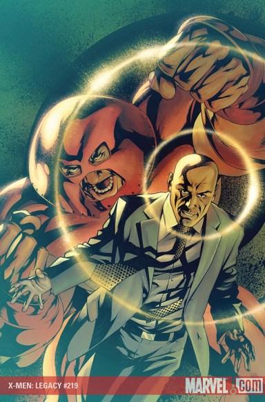 X-Men: Legacy #219