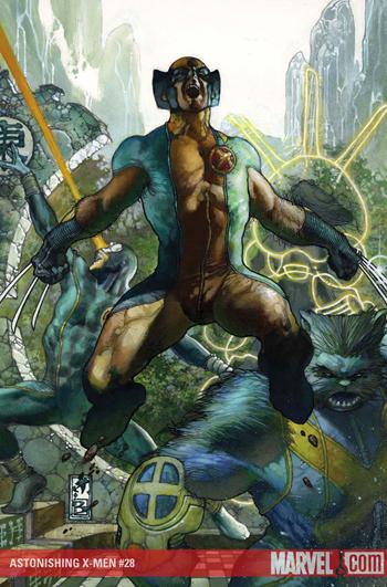 Astonishing X-Men #28