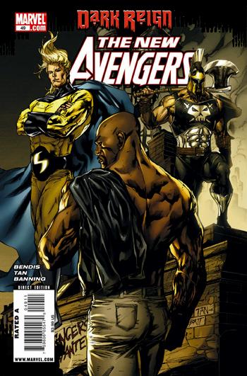 New Avengers #49