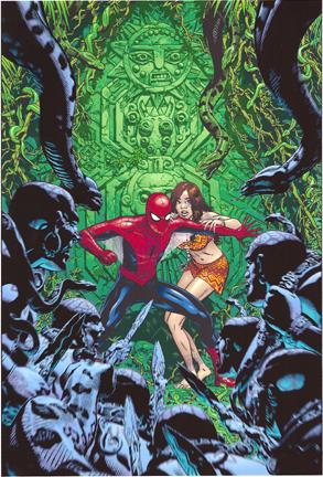Spider-Man by Golden