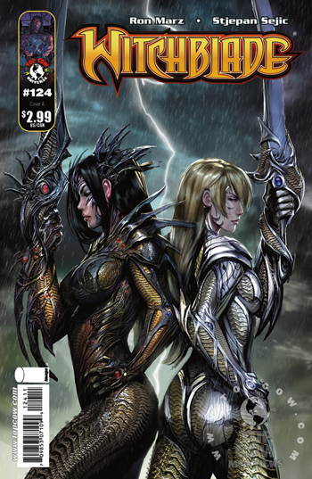 Witchblade #124
