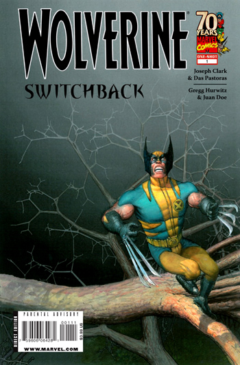 Wolverine: Switchback