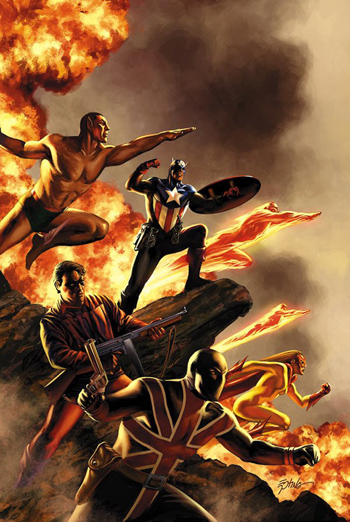 Avengers/Invaders #8