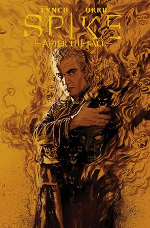 IDW Presents Spike: After the Fall HC