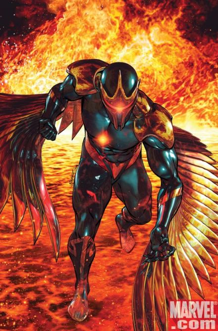 War of Kings Begins and Darkhawk Soars High With A Sell Out!