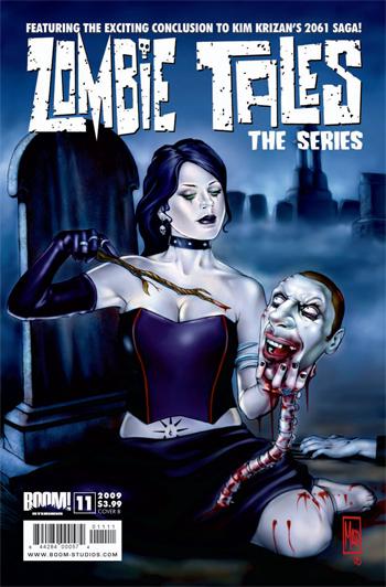 Zombie Tales #11