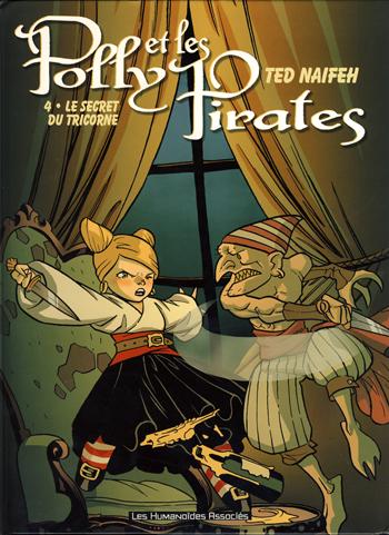 Polly et les Pirates T4