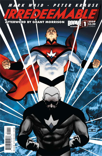 Avant-Première VO : Review: Irredeemable #1