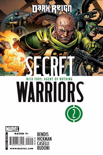 Secret Warriors #2