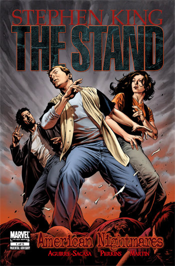 The Stand: American Nightmares #1