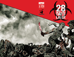 28 Days Later Comics New Ongoing Series