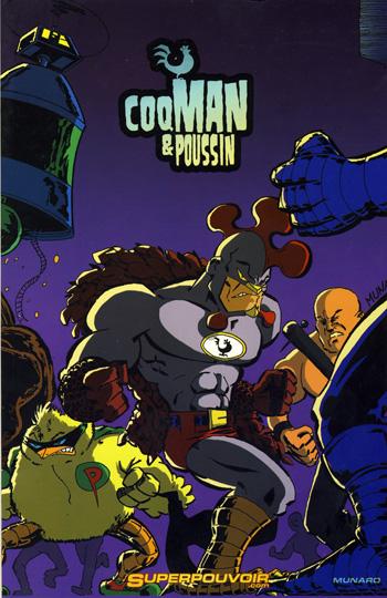 CoqMan & Poussin