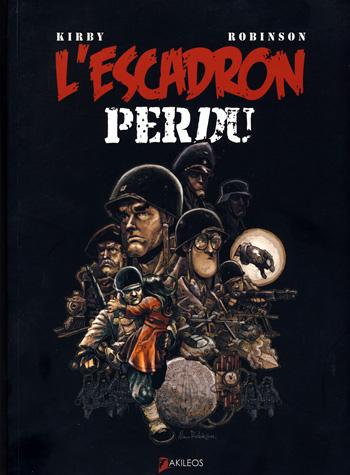 Comic Box Virgin #32 – L'Escadron Perdu