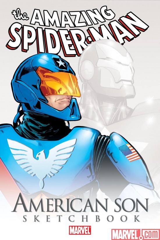 Spider-Man: American Son Sketchbook Exclusive at MDCU