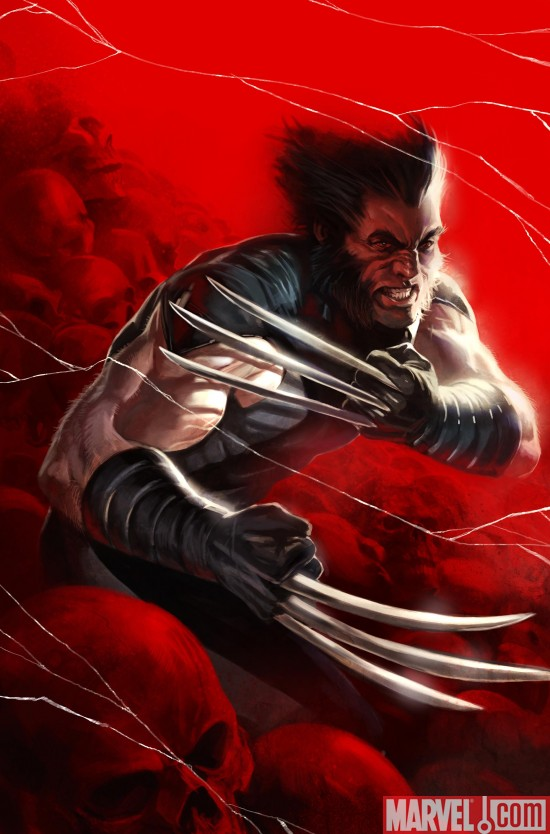 Wolverine: Weapon X #1 Second Print Variant