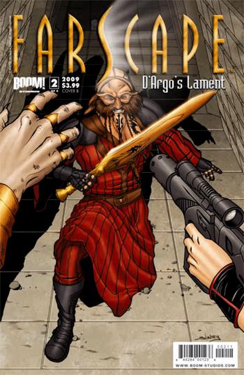 Farscape: D'Argo's Lament #2