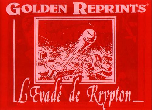 Golden Reprints Vol1 2
