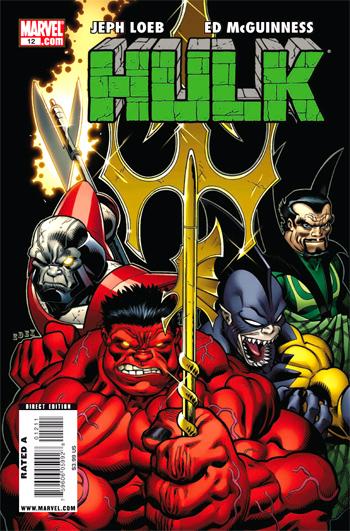 The Hulk #12